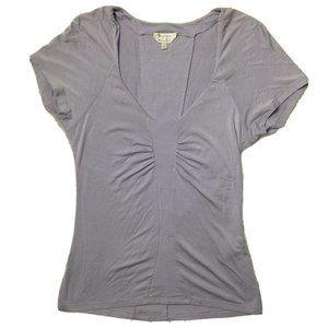 Max Mara Medium Womens Made In Italy Viscose Shirt